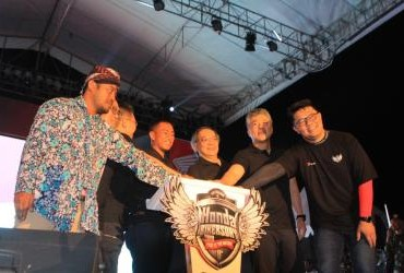 Honda Bikers Day (2019) Nasional - Ceremony