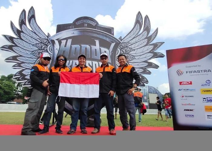 HRC Jakarta Hadir di Honda Bikers Day 2019. Bawa Tradisi dan Harapan Baru