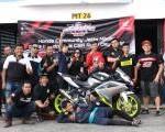 5 pembalap HCJ ramaikan Indonesia CBR Race Day 2019