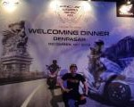 Explore Wisata Bali, Agung Firman Wakili AHJ Peserta PCX Luxurious Trip 2019