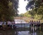 Sambangi Taman Wisata Alam Mangrove, Ini yang Diakukan Para Komunitas Honda.