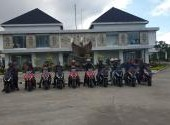 Touring Perdana Honda ADV Indonesia Chapter Jayapura