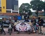 Sonic  Lebak Community hadiri Kopdar Gabungan AHSII Jawa Barat, DKI Jakarta dan Banten.