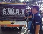 SWAT Jakarta Tangerang Peduli Korban Bencana Musibah Longsor Bogor