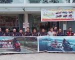 Touring Bareng Honda ADV Indonesia Chapter Kendari & Honda PCX Indonesia Chapter Kendari