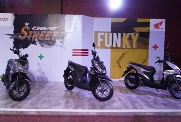 All New Honda BeAT Series - Part 2
