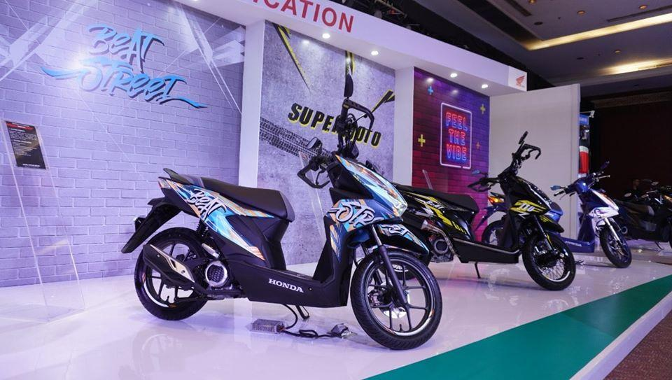 All New Honda BeAT Series - Part 5