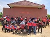 Komunitas HOKIE (Honda Big Bike Rider)