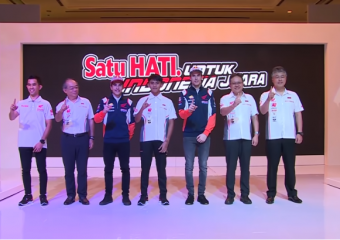 Launching Astra Honda Racing Team 2020