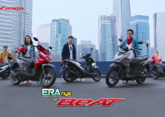 Honda BeAT Baru, Motor Matic Paling Irit untuk Anak Muda!