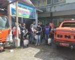 Komunitas Honda Kopdar Online dan Jadi Relawan Badan Penanggulangan Bencana