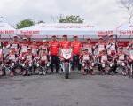 Astra Honda Racing Team Tetap Jaga Kondisi Para Pebalap