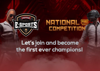 Honda Community Esports National Competition