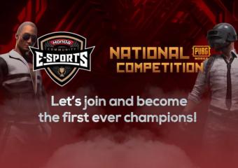 Honda Community Esports National Competition