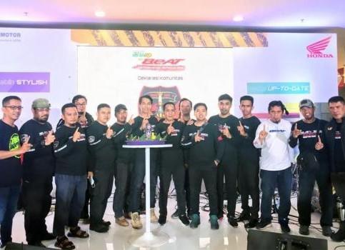 Komunitas Honda ADV Indonesia (HAI) chapter Kendari, Resmi Deklarasi
