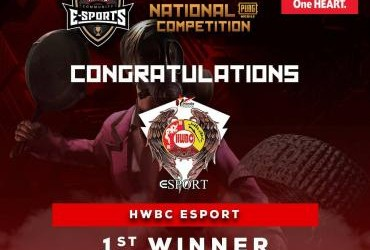 Pemenang Esports National PUBG Competition 2020