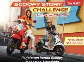 Scoopy Story Challenge
