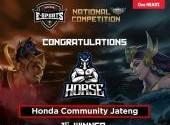 Pemenang Honda Community Esports National Mobile Legends Competition 2020 - Part 2