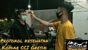 SOP Kopdar New Normal CCI Gresik