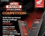 Adu skill balap di Games Racing Challenge Competition 2020