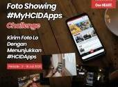 Foto Showing #MyHCIDApps Challenge