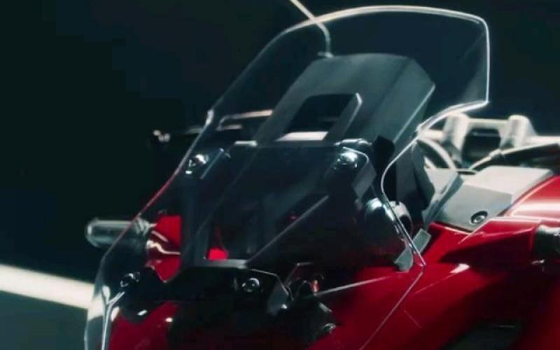 Big scooter #HondaADV150