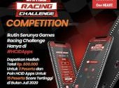 Games Racing Challenge Competition