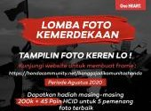 Lomba Foto Kemerdekaan RI ke-75th