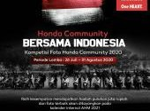 Kompetisi Foto Honda Community Bersama Indonesia 2020 - Part 2