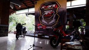 1th Anniversary Honda ADV Indonesia (HAI) chapter Sidoarjo