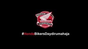 Pandemi belum berakhir, Honda Bikers Day di rumah saja