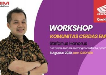 Workshop Komunitas Cerdas Emosi