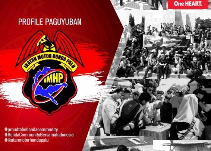 PROFILE PAGUYUBAN IKATAN MOTOR HONDA PALU (IMHP)
