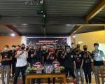 Satu Hati Menggapai Solidaritas, Anniversary Pertama Honda CRF Makassar (HCM)
