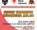 Merayakan HUT PMI ke-75 H A I. Makassar Ikut Aksi Donor Darah