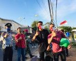 Bandar Lampung Tertib Masker, Honda Support Pemerintah Cegah Penyebaran Covid-19