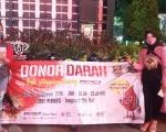 Sambut HUT Ke-9 Thn HPCI, Para Riders HPCI Tangerang Chapter Donorkan Darahnya Ke PMI.