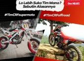 Fun Battle modifikasi Honda #CRF150L