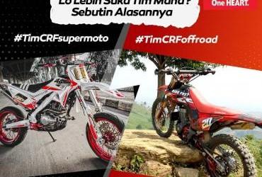Fun Battle modifikasi Honda #CRF150L
