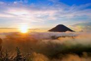 Berkunjung Ke Dataran Tinggi Dieng, Tawarkan Spot Wisata Menarik
