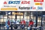 Genio Eksis Ride Kopdar #Gen_Eksis Dengan Berbagai Bahasan Dan Kegiatan
