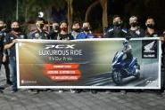 DAW Gelar PCX Luxurious Ride Bersama Komunitas HPCI
