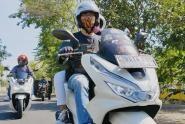 Sunmori Paguyuban Honda Probolinggo, Riding Dan Bahas Rencana Kegiatan