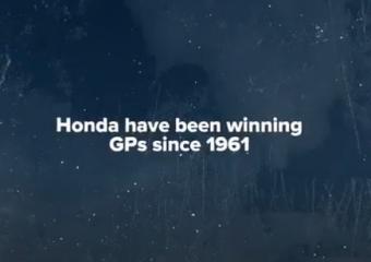 Honda Telah Memenangi Balapan Kejuaraan Dunia Sejak Tahun 1961