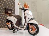 All New Honda Scoopy Custom Bike Stylish Luxury