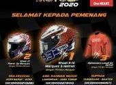 Pemenang Kuis Liga MotoGP 2020