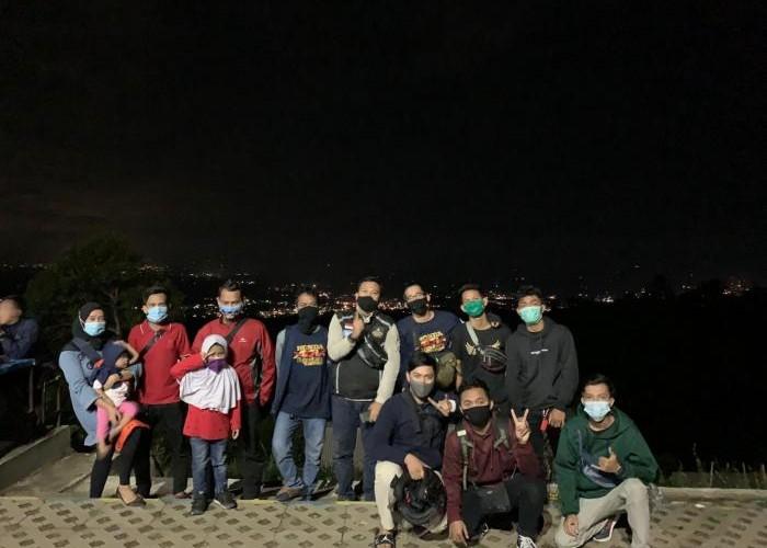 Honda ADV Banten Ajak Member Touring Santai Dengan Protokol Kesehatan