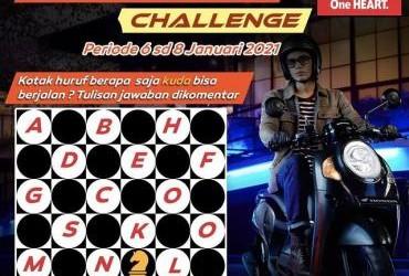 Pemenang Scoopy Virtual Challenge