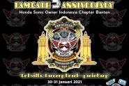 HSOI Banten Rayakan Anniversary ke5th Dengan Famgath