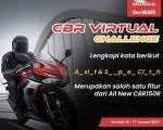 Ikuti CBR Virtual Challenge Berhadiah Total Ratusan Ribu